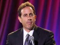 Jerry Seinfeld Head Shot