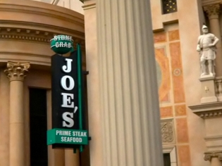 Joe's Exterior Sign