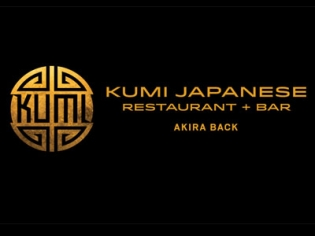 Kumi Japanese Restaurant in Mandalay Bay