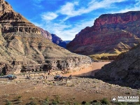 Grand Canyon Landing Tour by Mustang Helicopter