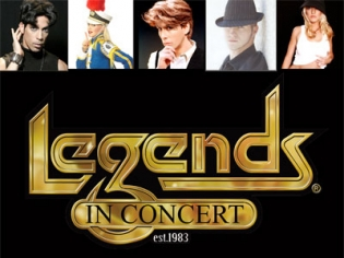 Logo of Legends In Concert