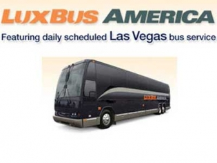Lux Bus America – California Transfers to Vegas