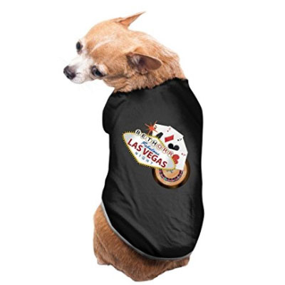 Dog Shirt Las Vegas Logo
