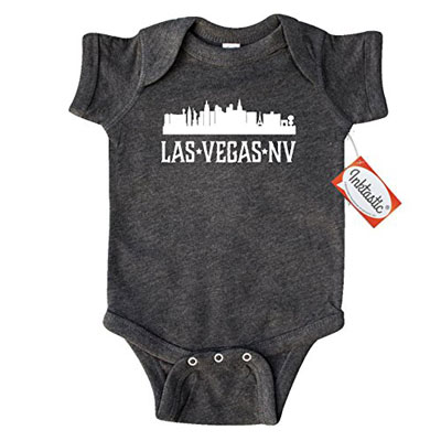 Onesie with Las Vegas Logo