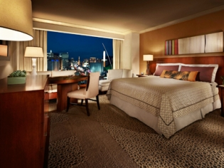 Deluxe Room with strip view