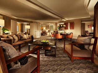 Hospitality Suite at Mandalay Bay
