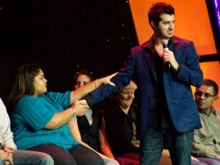 The #1 Comedy - Hypnosis Show in Las Vegas