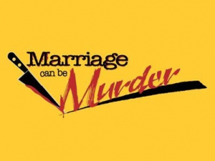 Marriage Can Be Murder Logo
