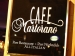 Cafe Martorano Sign
