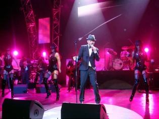 Matt Goss at the Mirage Las Vegas