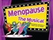 Logo for Menopause the Musical