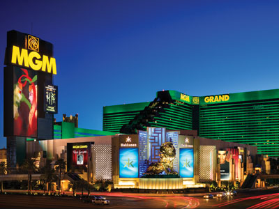 Spoil yourself with a weekend getaway at MGM Grand and take advantage of some special offers. Only with the coupon code, you can enjoy suites from $99, $25 daily beverage credit and a 15% discount on spa and salon services! Don't miss out!