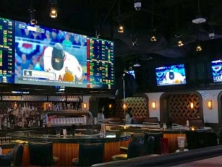 Moneyline Sports Bar and Book at the Park MGM