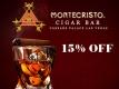Monte Cristo Cigar Bar Las Vegas