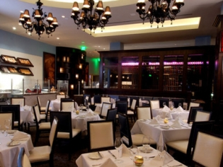 Morels French Steakhouse and Bistro Seating