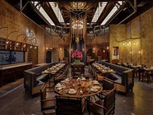 Mott 32 chinese restaurant at the Palazzo Las Vegas