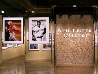 Neil Leifer Gallery Exhibit Space