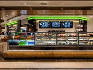 Nook Express Grab and Go counter at the Linq Las Vegas