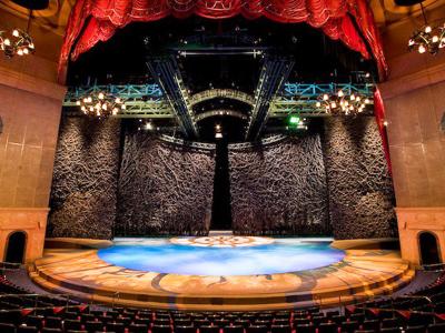Bellagio O Show >> O Ticket Discounts And Promo Codes Cirque Du Soliel Show