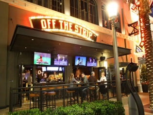 Off the Strip Italian Bistro at the Linq