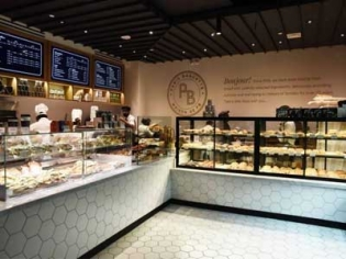 Paris Baguette at the Venetian Las Vegas