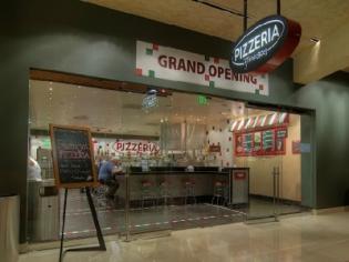 Pizzeria Francescos Extrerior Entrance