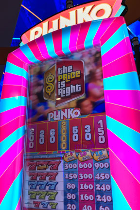 Plinko slot machine Las Vegas