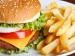 Quick Eats Burger and Fries