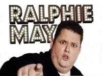 Ralphie May at Harrah;s with his uncensored comedy show