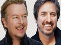 Ray Romano and David Spade Aces Of Comedy