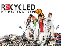 Recycled Percussion Singers and Instruments