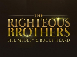 The Righteous Brothers with Bill Medley and Bucky Heard