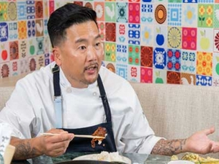 Best Friend restaurant by Roy Choi at Park MGM