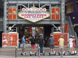 Segway Las Vegas Tours of Fremont Street Area