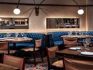 Shark Latin Seafood Restaurant by bobby Flay at the Palms Las Vegas