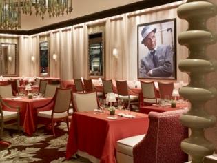 Dining Room at Sinatra