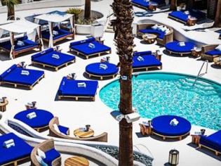 Sky Beach Club LV Tropicana's new pool club