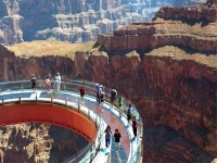 Skywalk Odyssey Tour with helicopter ride