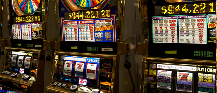 slot machines best odds