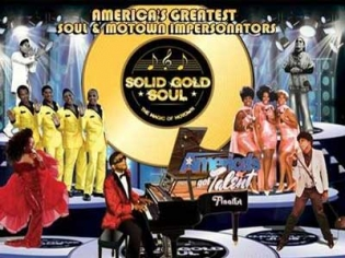 Solid Gold Soul the Magic of Motown at Bally's