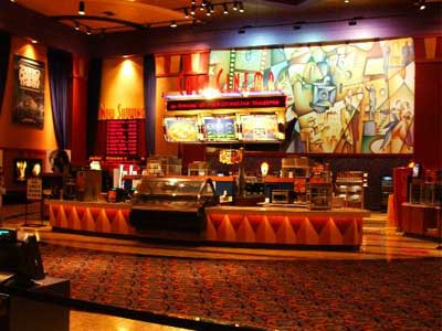 Cinemark Theatres Movies at South Point Las Vegas