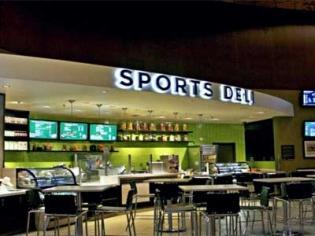 Sports Deli at the MGM Grand Las Vegas