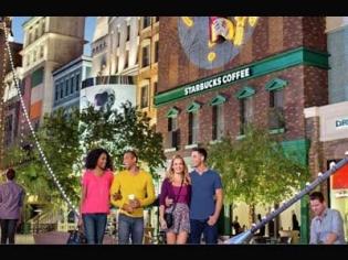 Starbucks Coffee at New York New York Casino