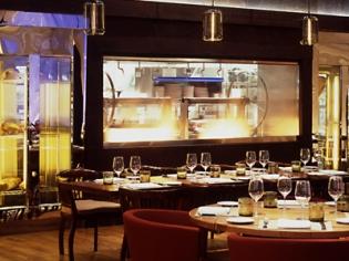 Strip Steak Dining Room and Kitchen
