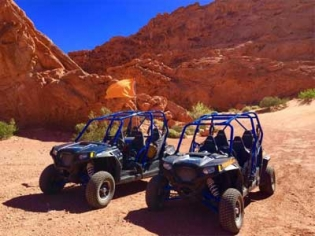 Sun buggy Fun Rentals Las Vegas Valley of Fire Tour