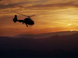 Sundance Helicopter Sunset Picnic Grand Canyon Tour