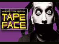 Tape Face is now in residency at Flamingo Las Vegas