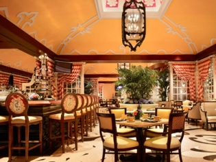 Favorite American Dishes located inside The Wynn