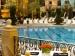 Relaxing Meal Poolside