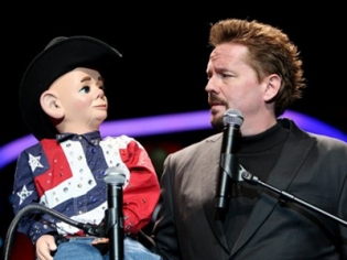 W/ Garth Brooks as A Puppet